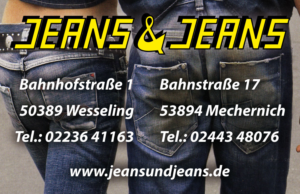 JEANS & JEANS